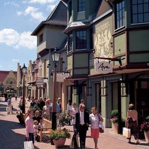Outlet shopping Wertheim Village